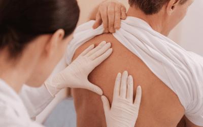 Zabieg ostrzyknięcia kręgosłupa