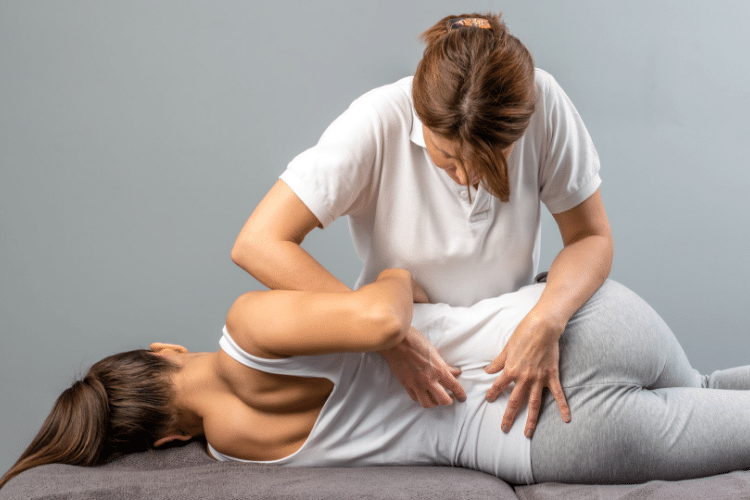 Choroby kręgosłupa iterapia