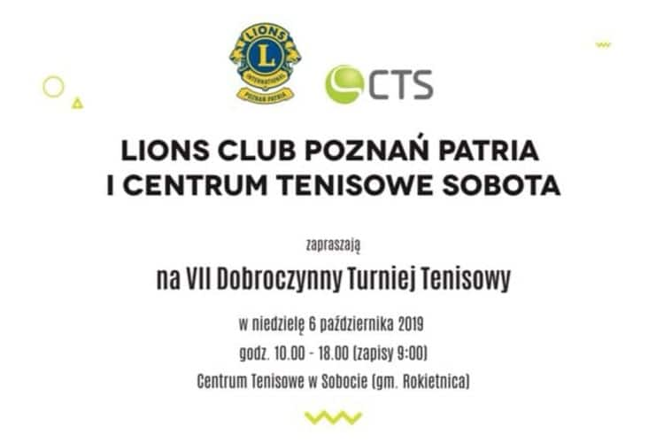Turniej tenisowy – sponsnor Medicus Bonus
